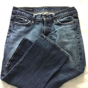 Citizens of Humanity Kelly Cropped Jeans 30